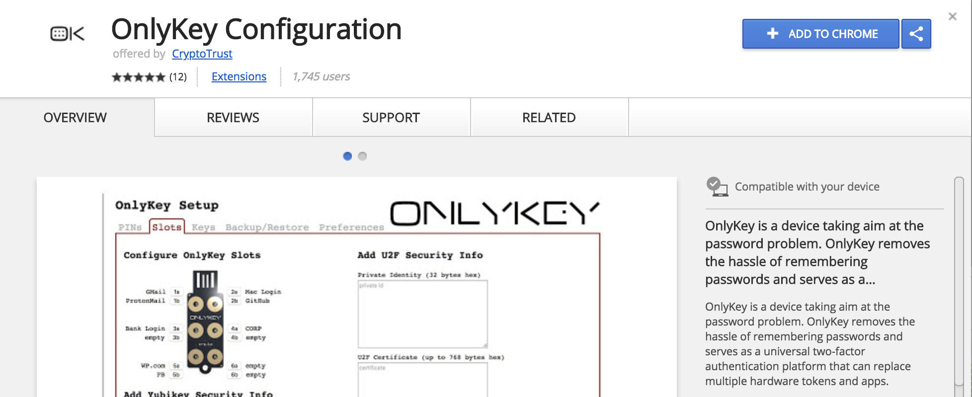 OnlyKey User's Guide | Docs